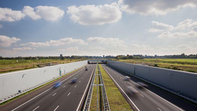 A4 Delft Schiedam uitgelicht