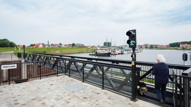 Ruimte voor de rivier project haven Tholen afgerond
